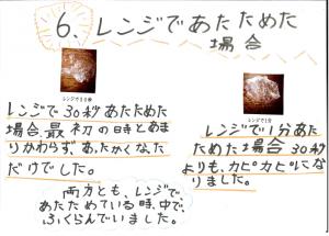 堀江莉奈ちゃん スライムの実験9