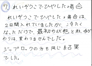 堀江莉奈ちゃん スライムの実験10